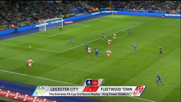 goals FA Cup 17/18 3rd Round Replay - Leicester City vs Fleetwood Town - 16/01/2018 Full Match link http://www.fblgs.com/2018/01/goals-fa-cup-1718-3rd-round-replay.html