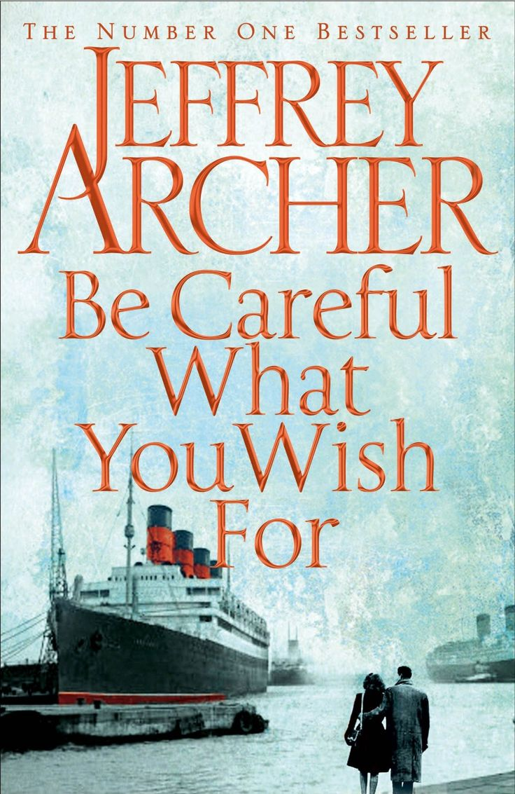 Be Careful What You Wish For: The Clifton Chronicles 4 by Jeffrey Archer http://www.amazon.com/exec/obidos/ASIN/B00H4LL9JE/hpb2-20/ASIN/B00H4LL9JE
