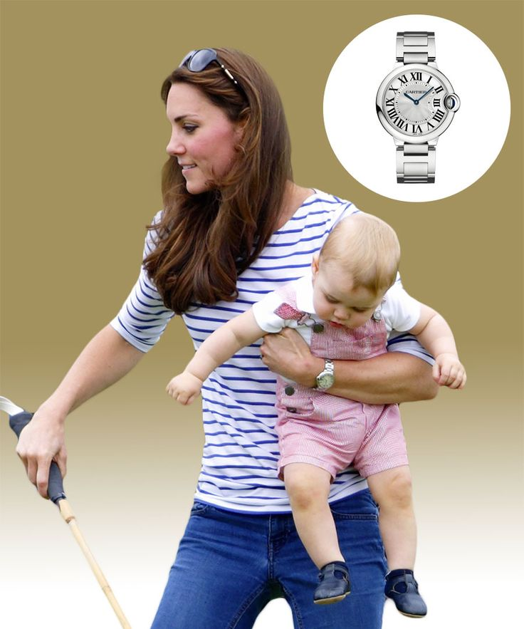 Watch & Learn: Kate Middleton's Cartier | Kate middleton ...