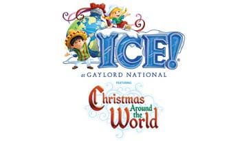 Gaylord National Harbor ICE! | Christmas Events in D.C.