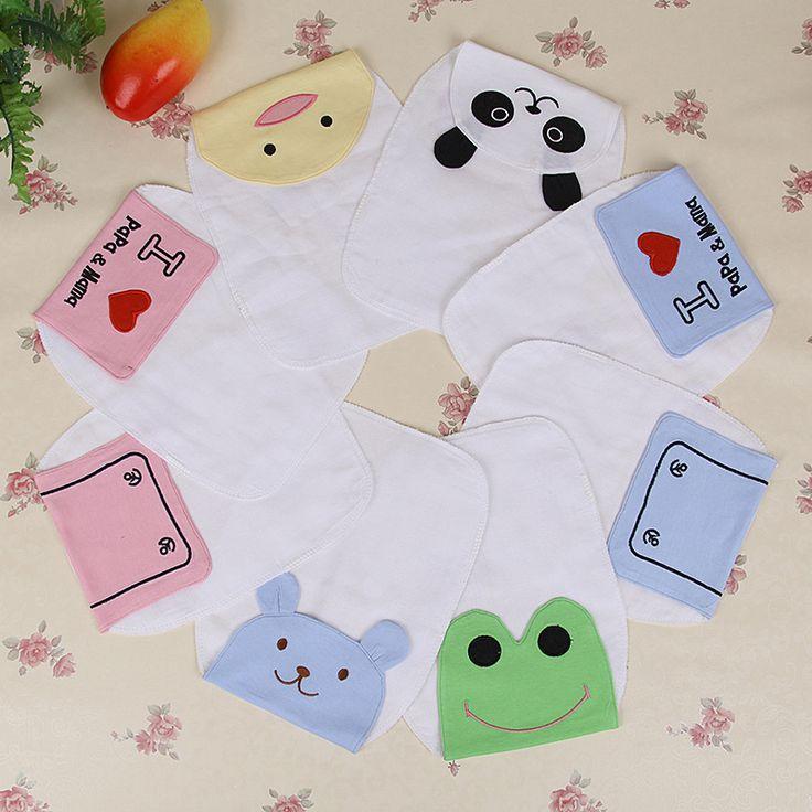 >> Click to Buy << 100% Cotton Baby Girl/Boy Sweat Absorption Towel Children's Outdoor Play Wipe Sweat Pads Kids Underwear Hand Towel Wholesaler #Affiliate