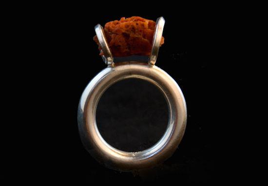 Ring, Zest, France  #AutorFair #contemporaryjewelry #peopleofAUTOR #oameniiAUTOR #Zest #designer #jewellery #bijuteriecontemporana
