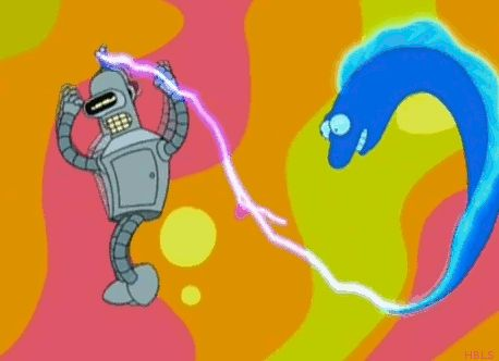 Bender is Great and These GIFS Prove It