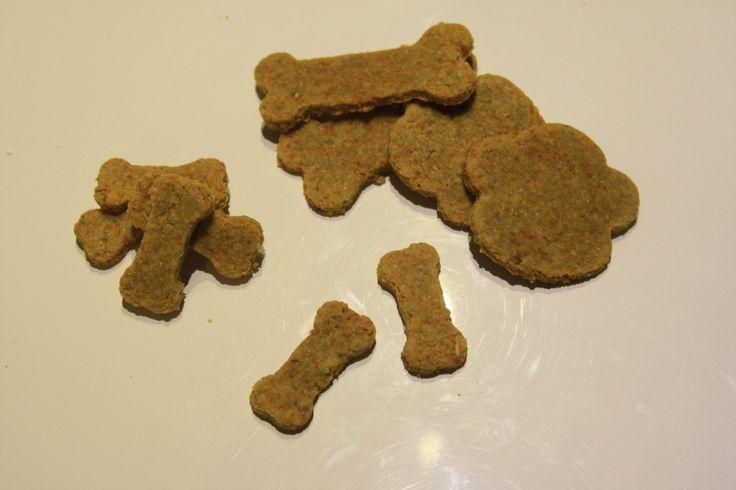 Organic Vegetarian Dog Biscuits