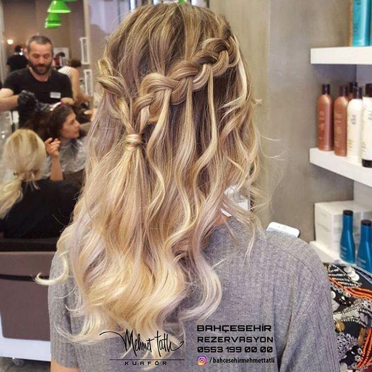 Dünyanın en seçkin saç bakım markalarını, Bahçeşehir'in tek prestijli markası Mehmet Tatlı' da bulabilirsiniz Detaylı Bilgi ve Rezervasyon 0553 199 00 00  #hair #beauty #saç #makyaj #mehmettatlıbahçeşehir #mehmettatlı #bahçeşehirkuaför #cool #blonde #sarışın #sarısaç #saçbakım #kerastase #haircare http://turkrazzi.com/ipost/1521622699477940374/?code=BUd48iEjbiW