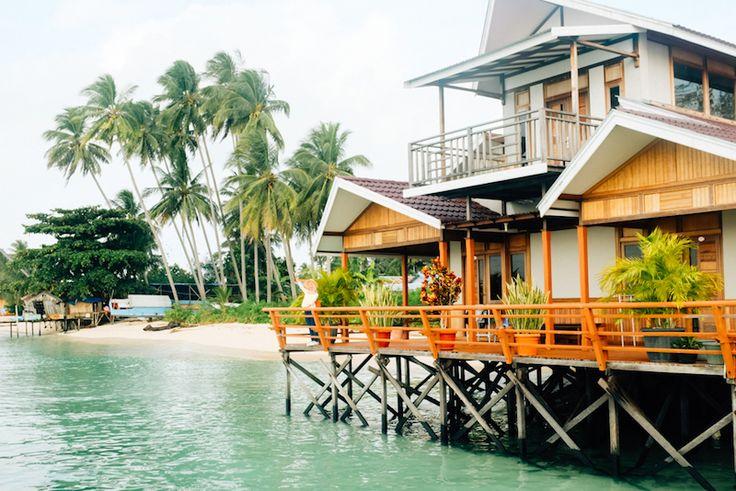 Derawan Island | Derawan Archipelago, East Kalimantan, Indonesia