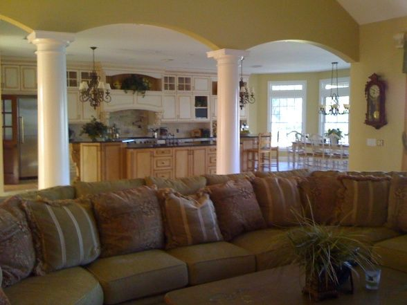 Big Comfy Couch! - Living Room Designs - Decorating Ideas - HGTV Rate My Space