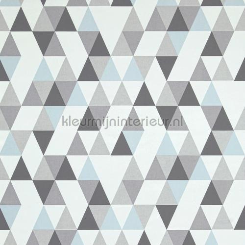 Scandi piramids behang 218182 Trendy - Hip BN Wallcoverings