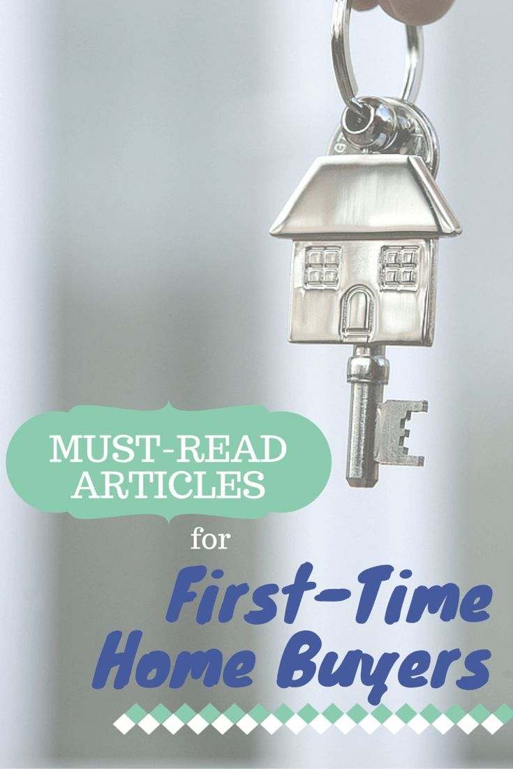 Must-Read Articles for First-Time Home Buyers