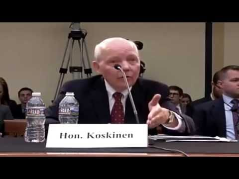 News Today USA. Trey Gowdy Grills IRS Commissioner John Koskinen & And M...