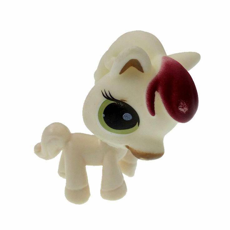 Littlest Pet Shop Toy Cartoon Boys Girls Action Figure