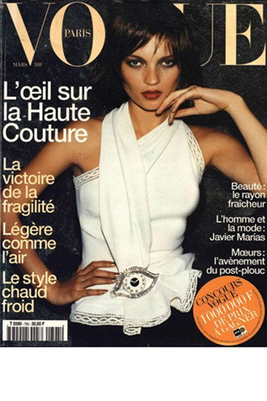 Vogue Paris / Marzo 1999 Mario Testini vogue.fr