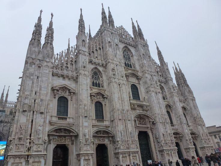 Миланский собор – 66 фотографий