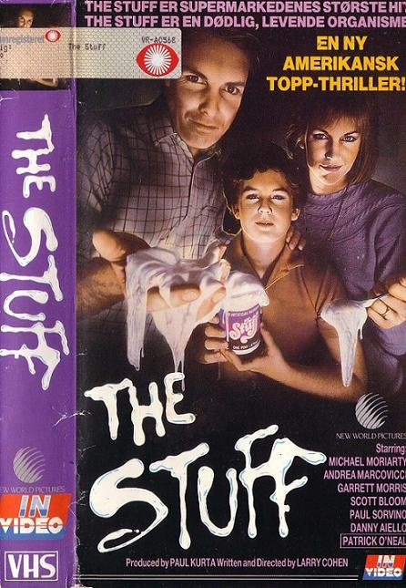 The Stuff (1985) Horror
