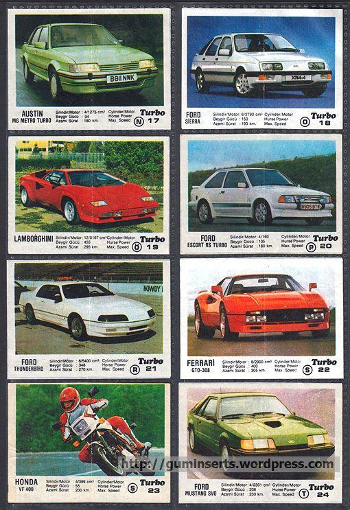 Turbo 1-50 | Colectionarul de surprize
