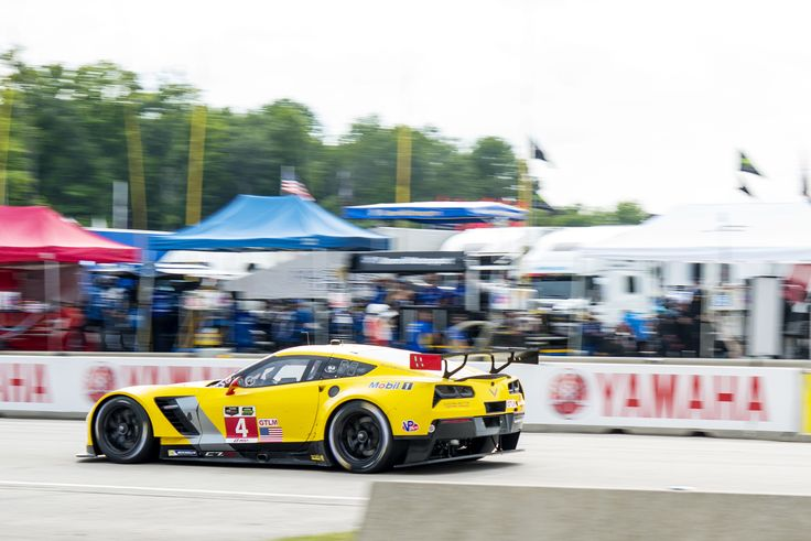 TUDOR United Sports Car Championship heads to Road America. Corvette C7.R