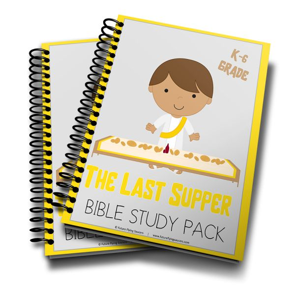 Use this 11 page The Last Supper Bible Study pack to enhance any Home, Sunday School, or Children's Church Bible lesson. Get ready to engage in great discussion! This pack includes: A simple, but thought-provoking Bible lesson. Copywork for the … Continue reading →