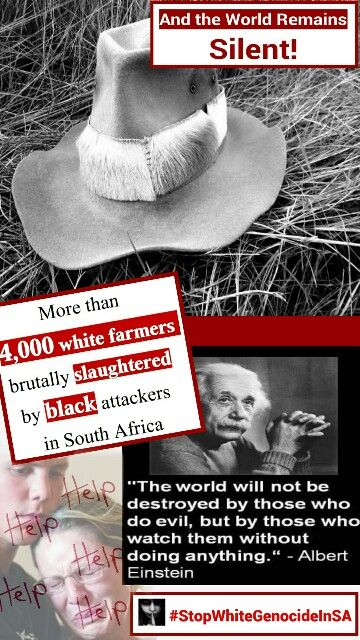 Farm murders on the rise in South Africa ● https://www.youtube.com/watch?v=vVYgXsBLBxY ● http://southafricatoday.net/south-africa-news/farm-murders-on-the-rise-in-south-africa/ White Genocide in South Africa #StopWhiteGenocideInSA