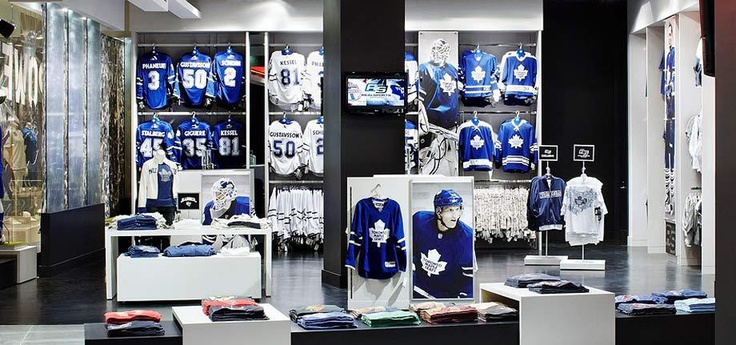Extending The Excitement Of Game Day To The Store - Real Sports Apparel