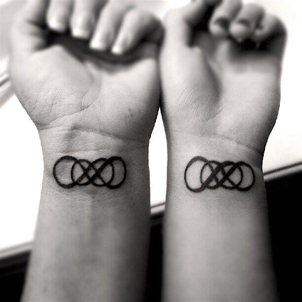 17 nejlepších tetování pro nekonečnou lásku nebo přátelství - Evropa 2