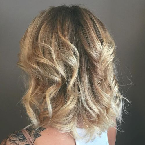 Shoulder Length Haircuts For Fine Hair