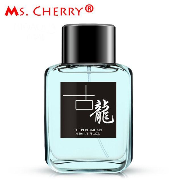 Portable Liquid Perfume 50ml for Men Deodorant Fragrance Long-lasting Scent Antiperspirant MH023