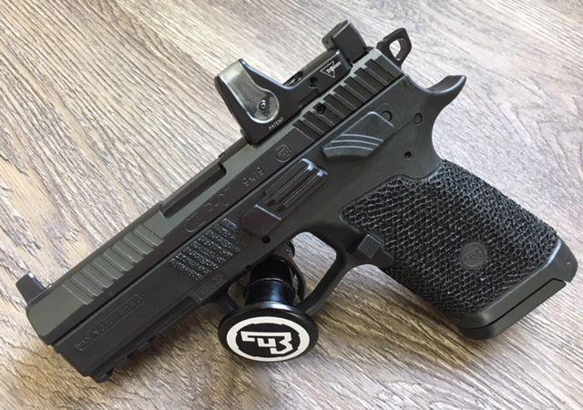 Optic Sight Milling | Scopes | Guns, Hand guns, Weapons guns