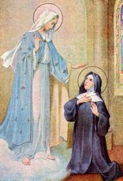 St. Mechtildis was gifted with a beautiful voice, and was choir mistress of the nuns all her life. Divine praise, it has been said, was the keynote of her life, as also of her famous book, The Book of Special Grace. #Catholic #saintoftheday #prayforus #pray #StMechtildis