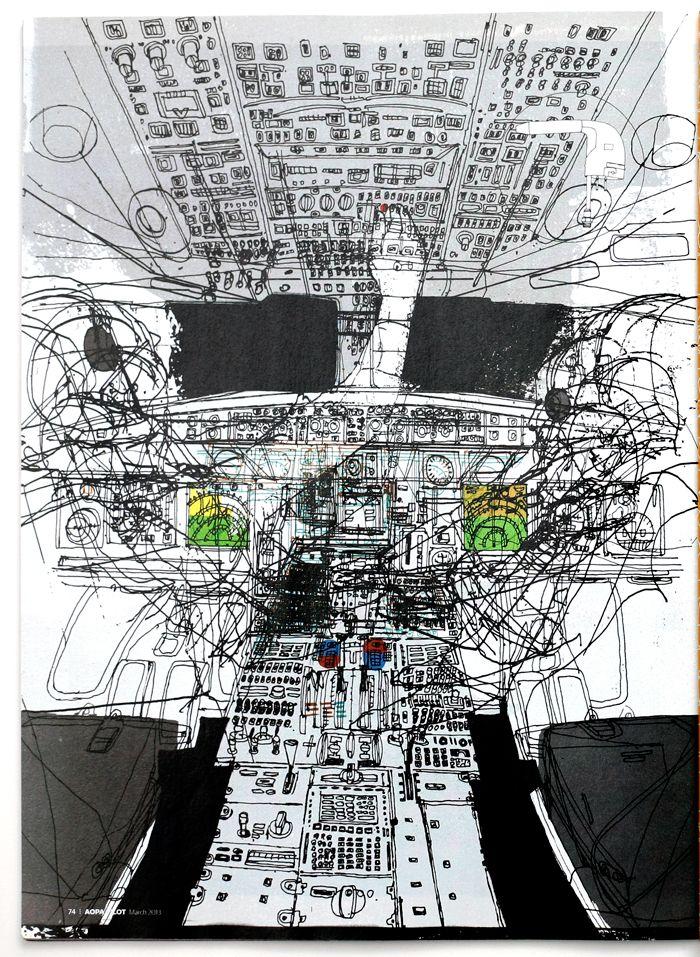 airfrance- Stephen Smith / Neasden Control Centre