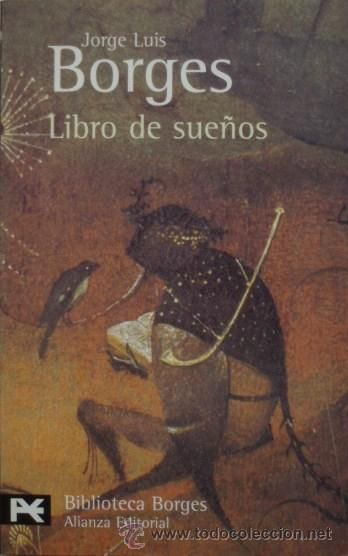 Libro de sueños de Jorge Luis Borges - Alianza