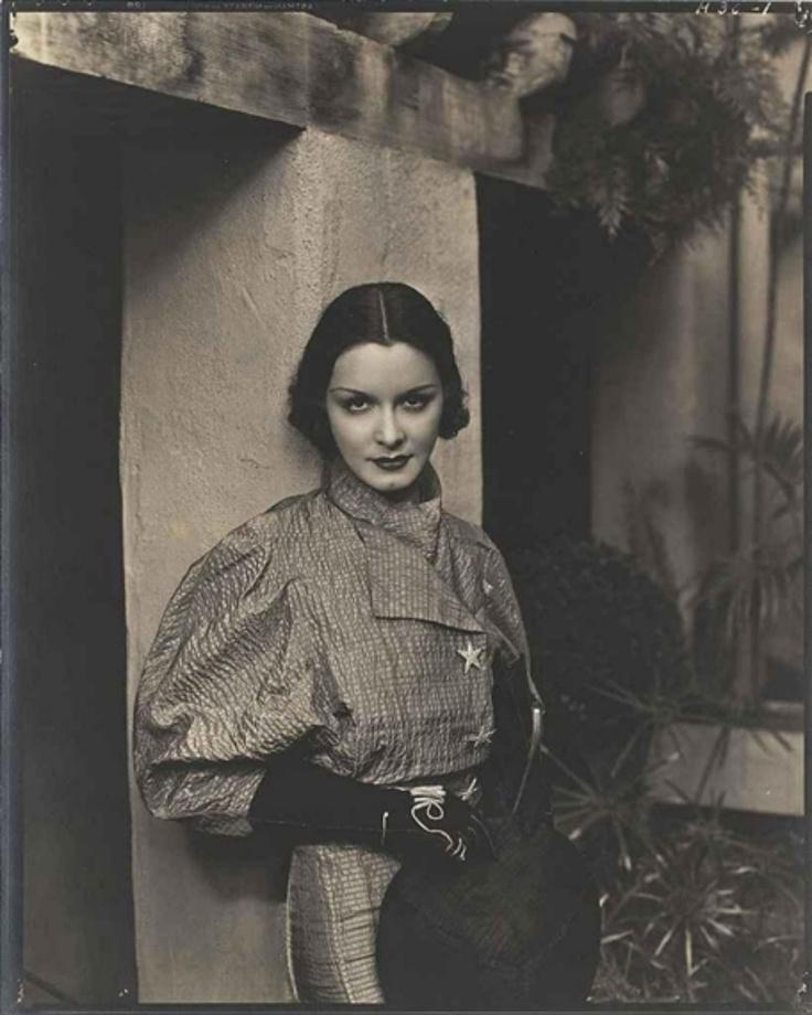 G.Hoyningen-Huene -Gail Patrick (1940s)