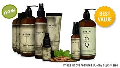 Wen Hair Care Deluxe Replenishing Kit