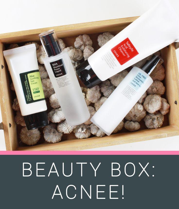 Kom snel van je onderhuidse verstoppingen af met deze Koreaanse Beauty Producten op basis van salicylzuur.