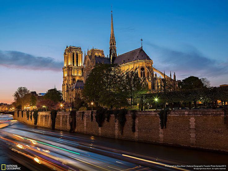 Parigi Fotografia di Nisa Maier