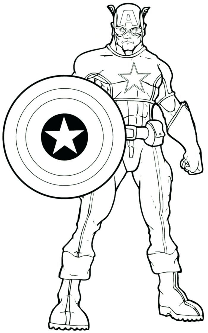 Coloring Pages Comic Coloring Pages Dc Comics Superheroes Children 6 C Comic Color Superhero Coloring Superhero Coloring Pages Captain America Coloring Pages