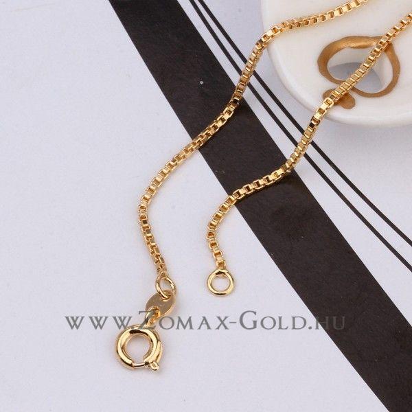 Kisandi nyaklánc - Zomax Gold divatékszer www.zomax-gold.hu