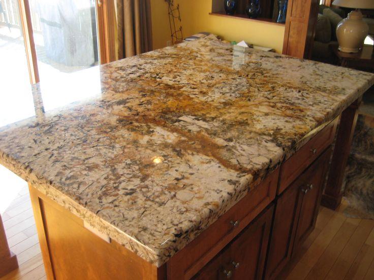 Elegant Most Popular Granite Countertop Edges Getting House Warmer