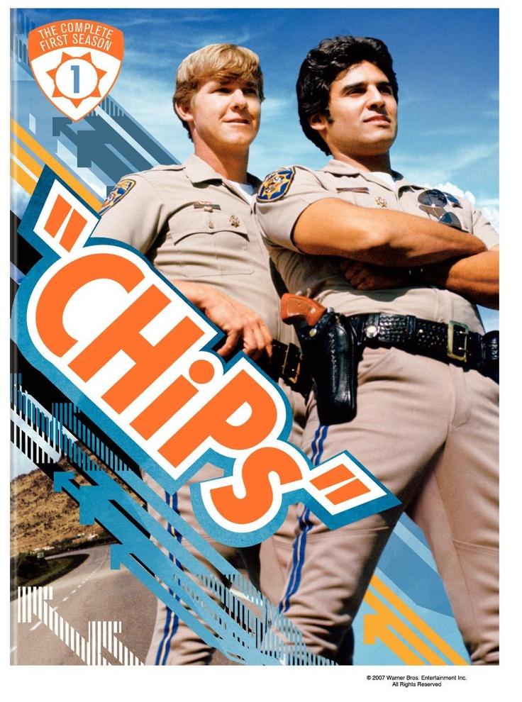 Chips - Clássssssssssiccccoo -  California Highway Patrol - Erik Estrada  - Larry Wilcox