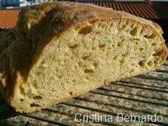 bolo de azeite ou trigo amarelo