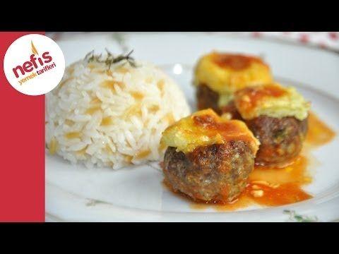 ▶ Patates Püreli Köfte Tarifi   Hasanpaşa Köfte   Nefis Yemek Tarifleri - YouTube