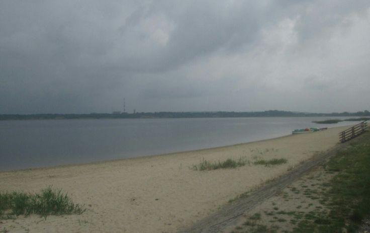 Lake Tarnobrzeg, Poland