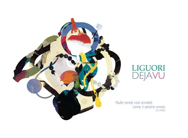 Liguori - DEJAVU, catalogo brand 2012-2013. Comunicazione interna.