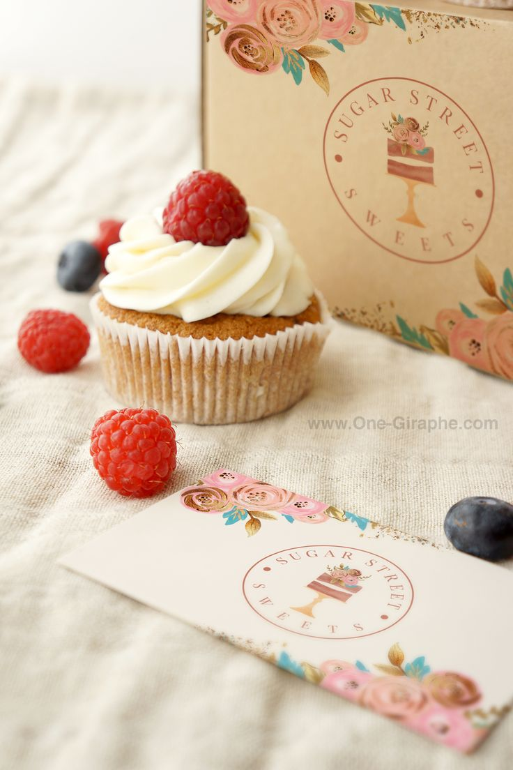 Custom Premade Logo Design for sale - with gorgeous watercolor cake & flowers would be perfect for your food blog, bakery cake company, online business or small business.  http://one-giraphe.com/prev.php?c=211  #bakery #cake #cupcake #logo #logos #logodesign #bakery #customlogo #etsy #etsylogo #designer #graphicdesign #cute #sweet #watercolor #bakerylogo #cakelogo #needlogo #businesscard #businesscarddesign business card design