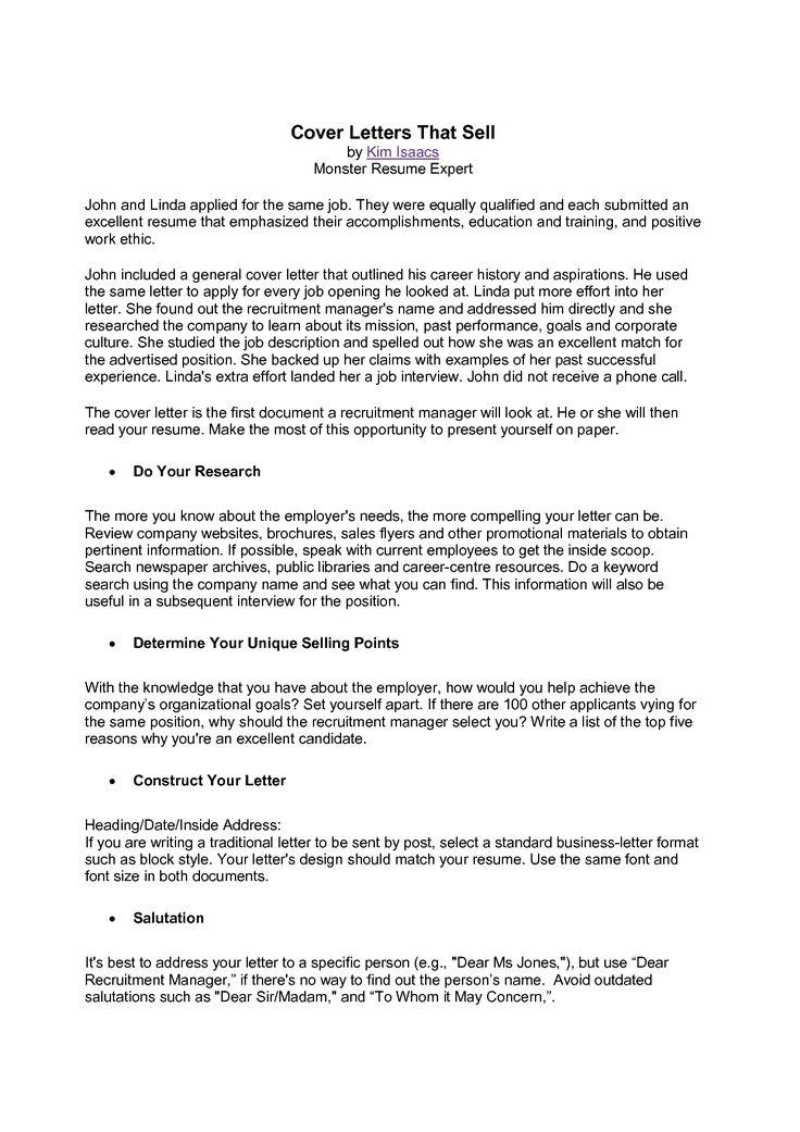 best 25  cover letter tips ideas on pinterest