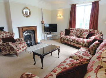 The Moretons Farmhouse sitting room