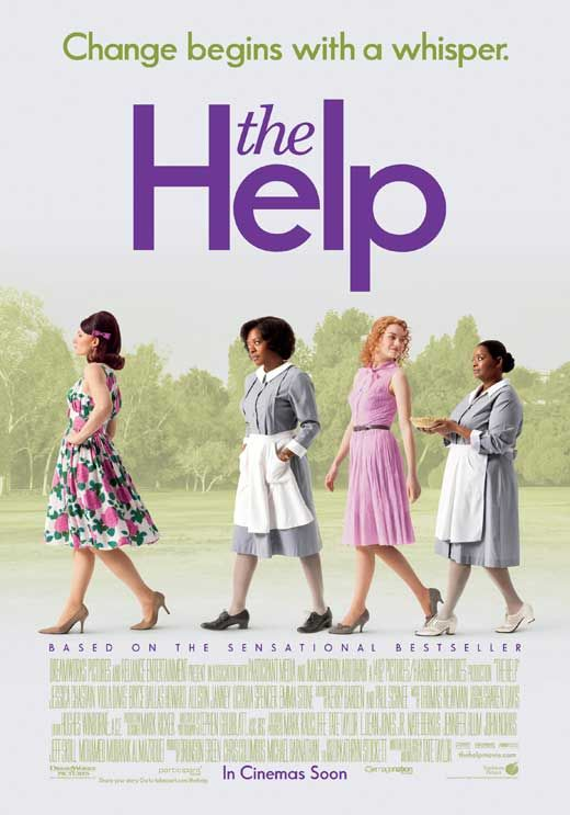 """- The Help -   """"Fried chicken just tend to make you feel better about life."""" (moviepostershop.com)"""