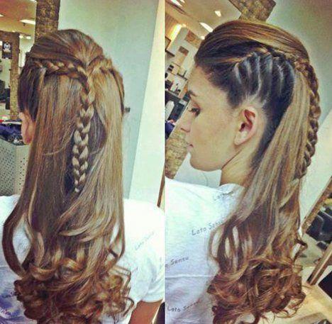 hair tutorials for long hair