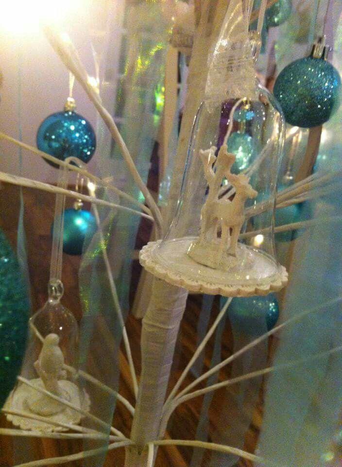 Slowly adding to my glass decorations.
