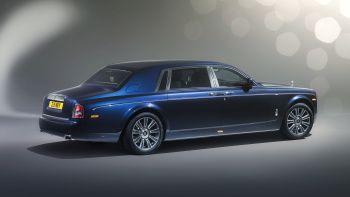 Rolls-Royce Phantom Limelight is opulence par excellence