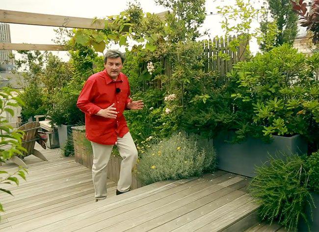 Isoler la terrasse des regards recette jardiniere terrasse terrasse urbaine et terrasse jardin - Isoler son jardin des regards ...